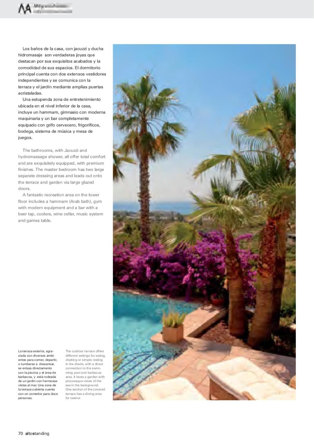 Alto Standing 35 Altea Baleares By Alto Standing Issuu