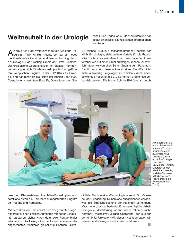 urologie rechts der isar