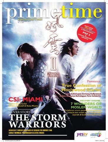 Agustus 2010 - Primetime TelkomVision by Indonusa Telemedia - issuu