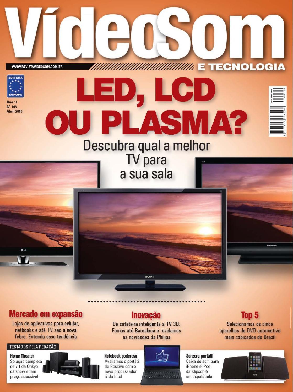 90aa699ab8d Revista VídeoSom 143 by Editora Europa - issuu