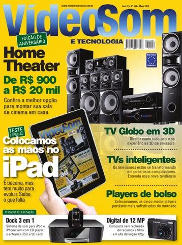83bc902c7a3 Revista VídeoSom 144 by Editora Europa - issuu
