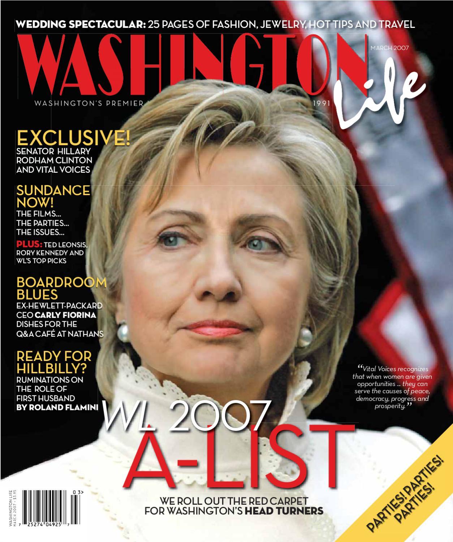 Washington Life Magazine April 2016 By Jogger Training Army Dc Blond Cotton March 2007