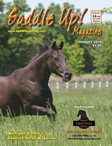14418d24 Saddle Up! Magazine by Saddle Up! Magazine - issuu