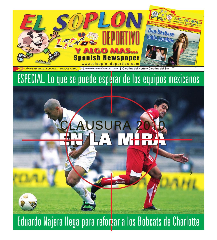 Soplon 434 by El Soplon Deportivo - issuu