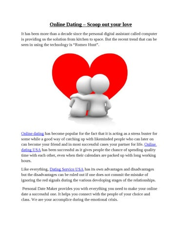 successful relationships online dating