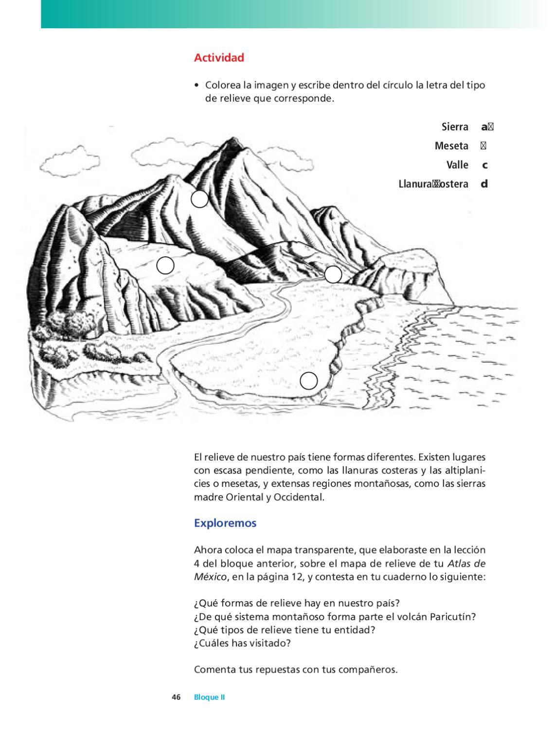 geografia 4to grado by rar225muri issuu