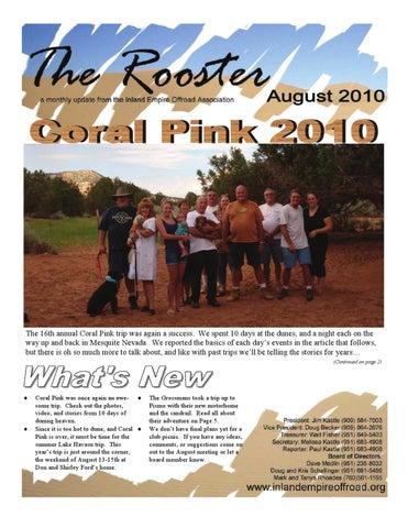 August 2010 Rooster By Paul Kastle