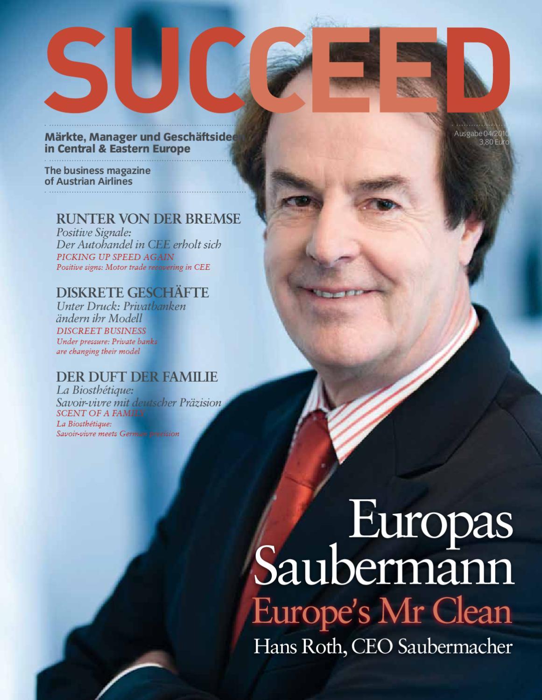 succeed august september 2010 by diabla media verlag issuu  tpa horwath pruft verschmelzung von rzb und ri #3