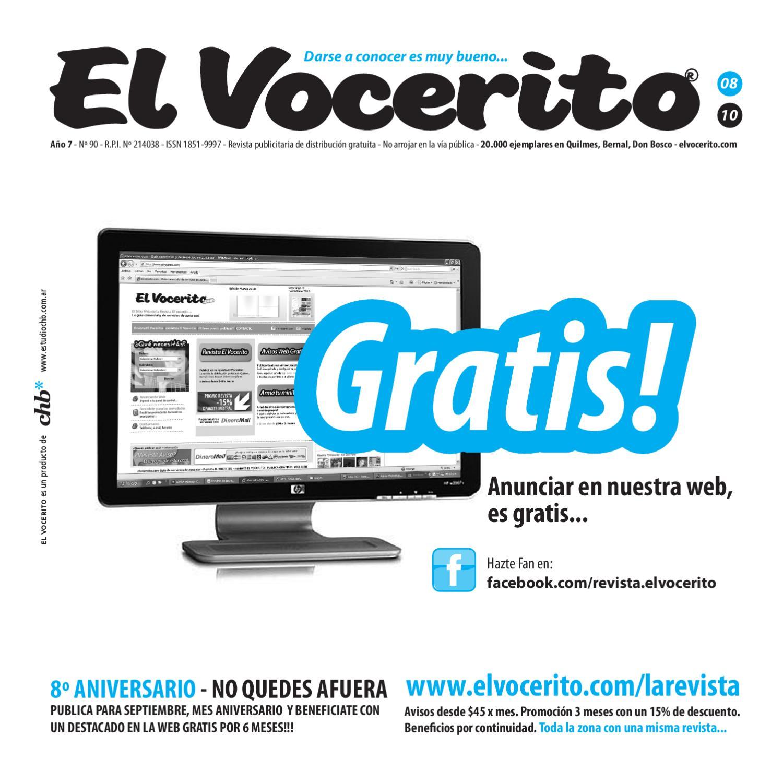 Fay Muebles Quilmes - Revista El Vocerito Agosto 2010 By Elvocerito Com Revista Web [mjhdah]https://image.isu.pub/140801042403-e6c5711bb3c49d6e8ee9cbe3d91aa880/jpg/page_1.jpg
