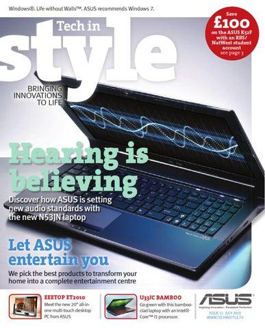 Asus N53JN Intel Management 64x