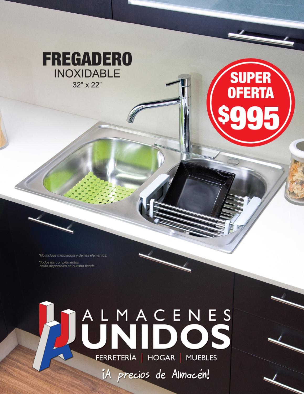 almacenes unidos by grupo diario libre s a issuu