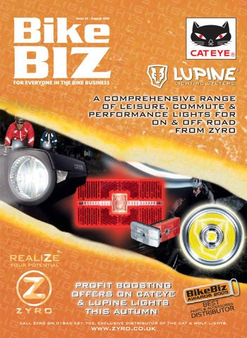 b166365db99 BikeBiz August 2010_issue 55 by Intent Media (now Newbay Media ...