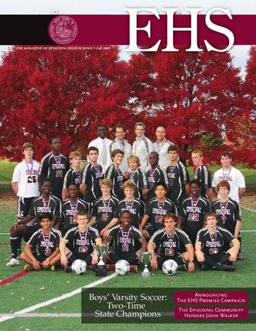 04bb5058a EHS Magazine Fall 2009 by Episcopal High School - issuu
