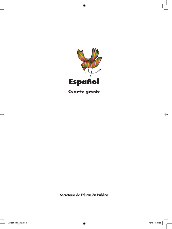 Español 4to. Grado by Rarámuri - issuu
