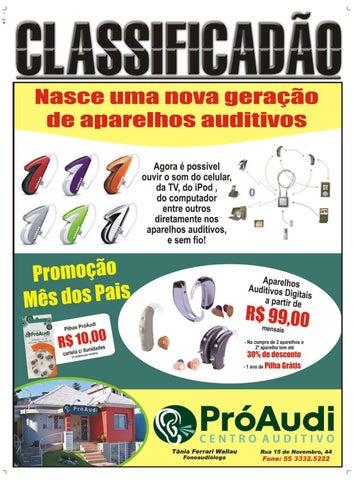 JornalClassificadão -Edição 275 by Jornal Classificadão - issuu ee6e218d8e7
