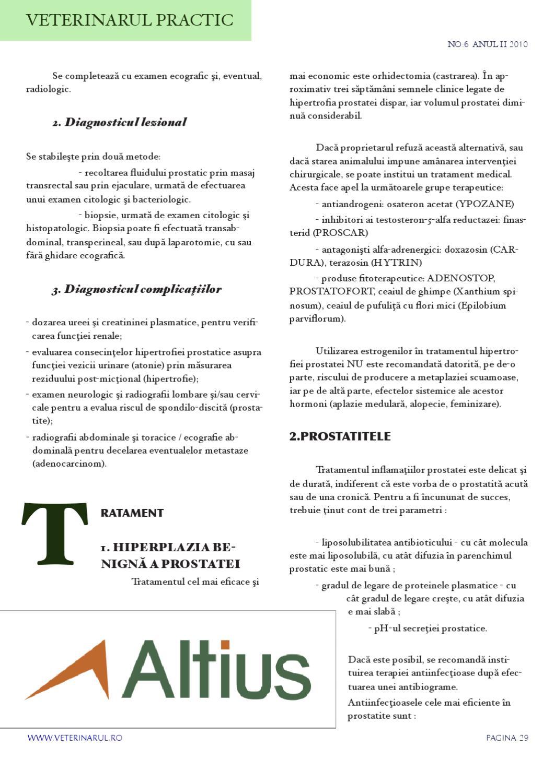 hipertrofie de prostata gradul 1