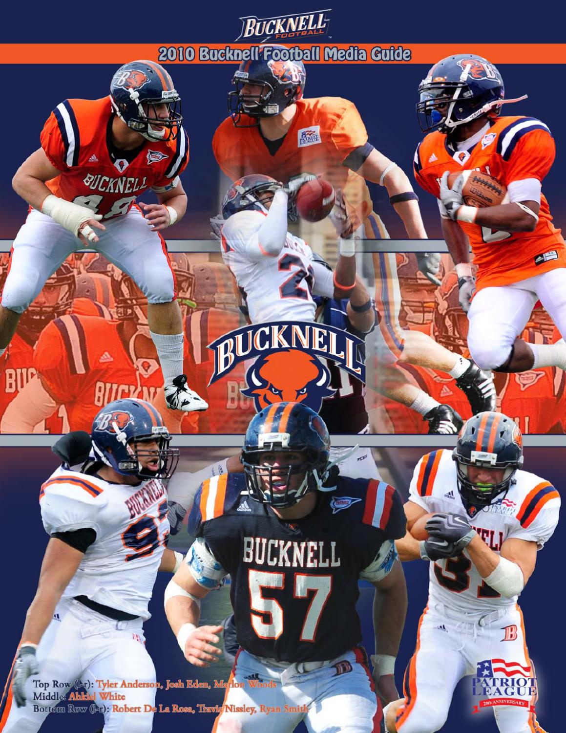 2010 Bucknell Football Media Guide by Bucknell University issuu  for sale