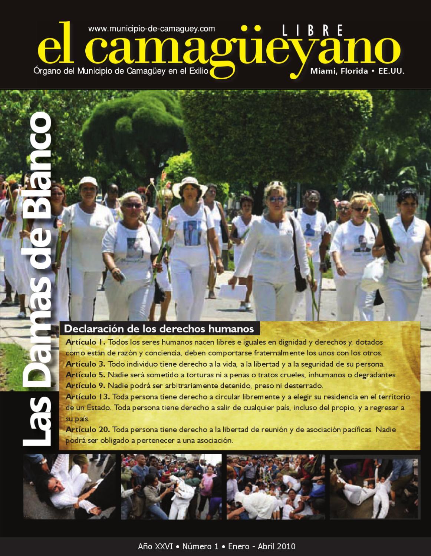 El Camagüeyano Libre - Año XXVI Numero 1 by Carlos Velazquez - issuu