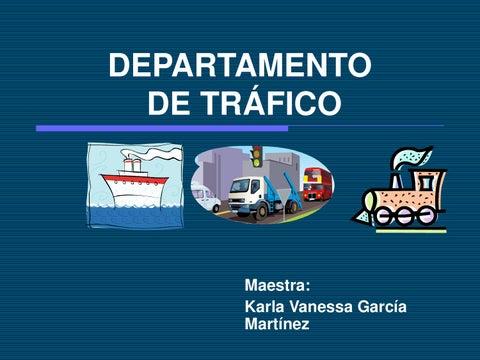 Area de trafico by adriana gonzalez issuu for Oficina de trafico en malaga