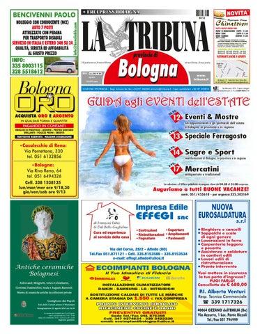 Tribuna 674 by La Tribuna srls - issuu 37e05f7c8cd