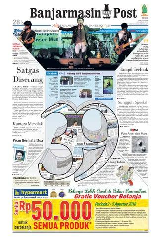 Banjarmasinpost Edisi 2 Agustus 2010 1b76e43b78