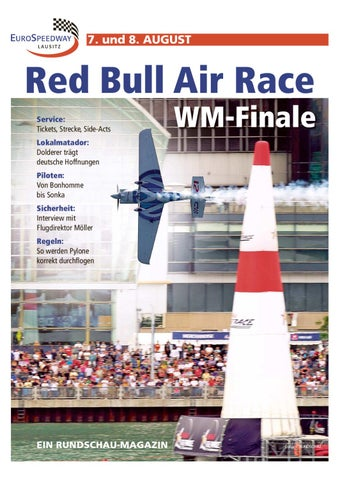 Red Bull Air Race By Lausitzer Rundschau Issuu