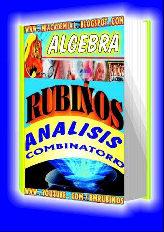 Analisis Combinatorio Epub Download