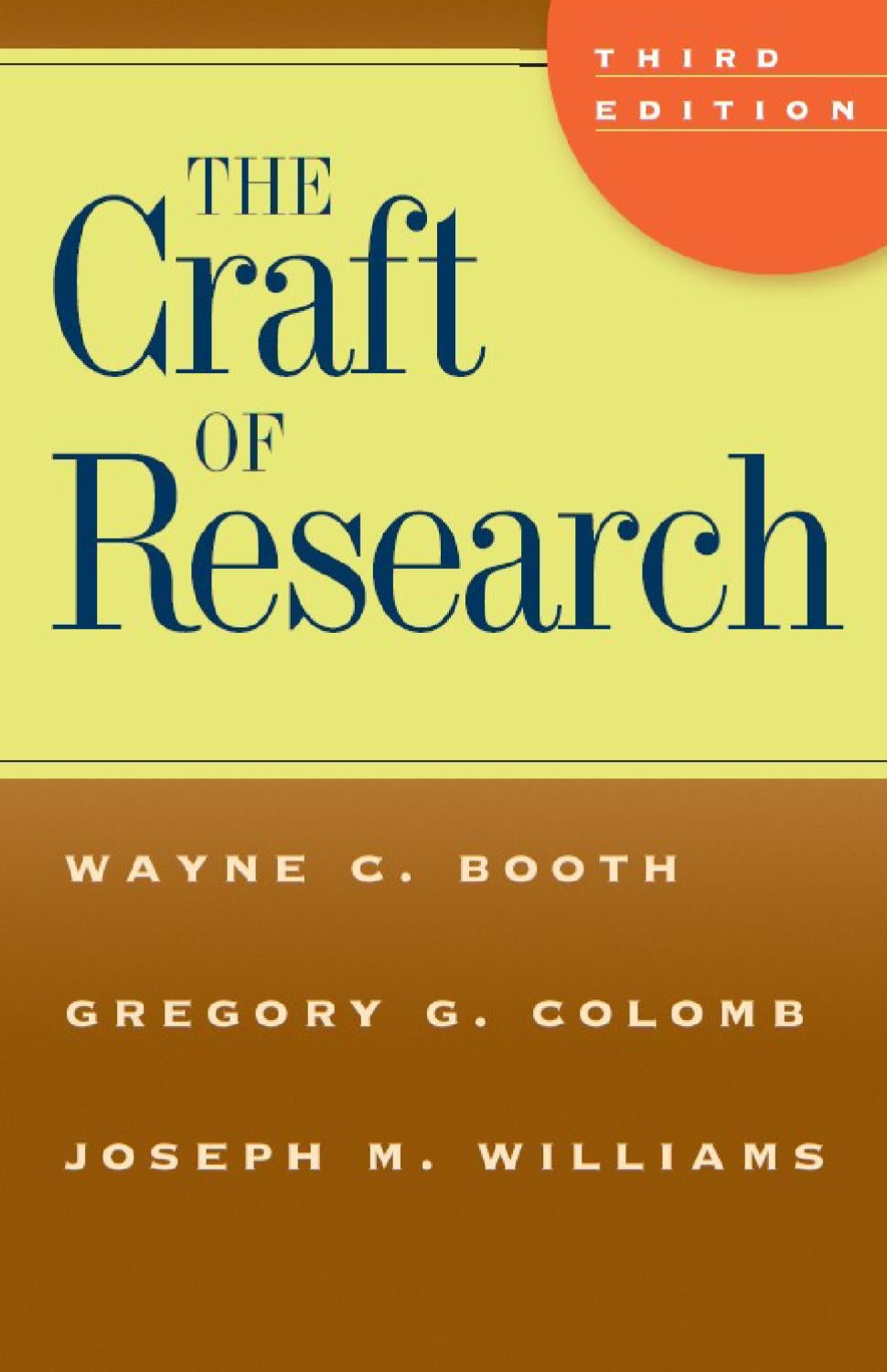 the craft of research by indi menefee - issuu