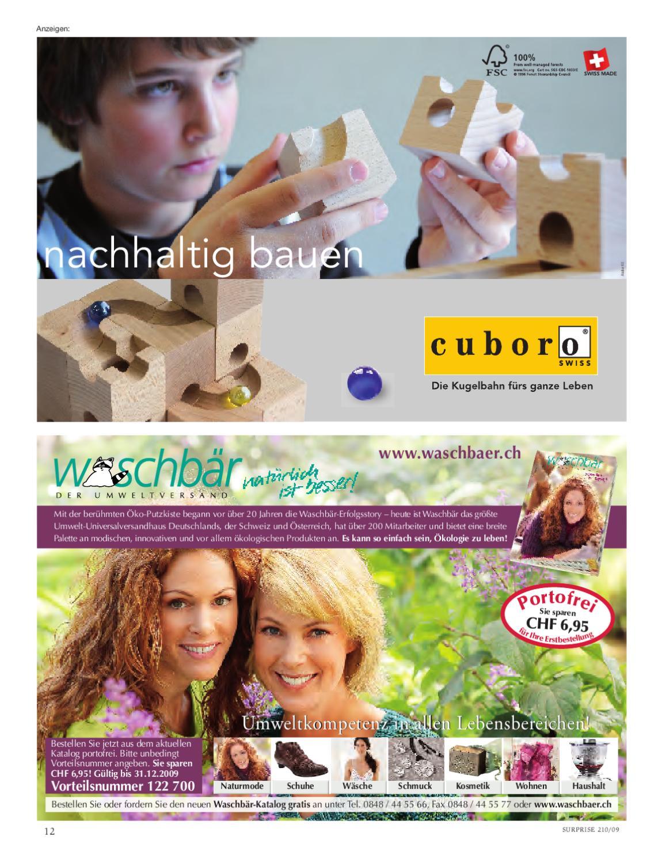 43a03b3ee5c36b Surprise Strassenmagazin 210 09 by Strassenmagazin Surprise - issuu