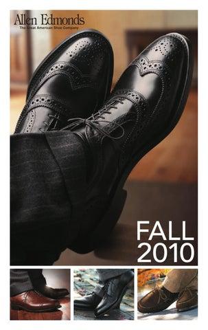 e430083fe16 Allen Edmonds 2010 Fall Collection Catalog by Allen Edmonds Shoe ...