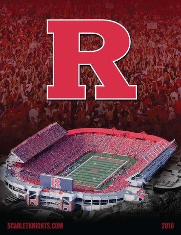 hot sale online bfcfe 67be4 2010 Rutgers Football Media Guide by Rutgers Athletics - iss
