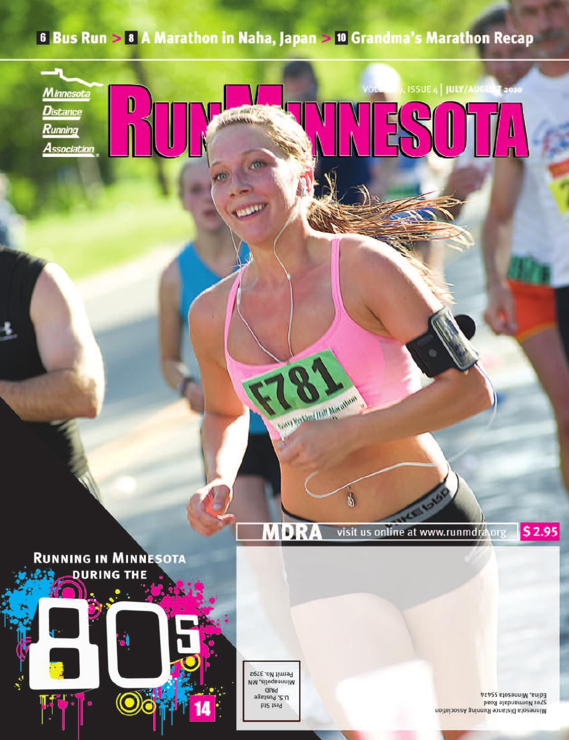 RunnMinnesots July / August 2010