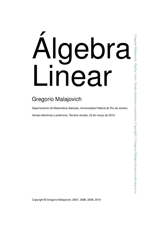 Lgebra linear by matheus baslio issuu fandeluxe Choice Image