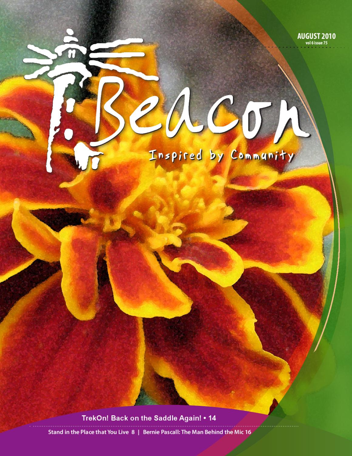 The Beacon Magazine - August by EyesOnBC Publishing - issuu