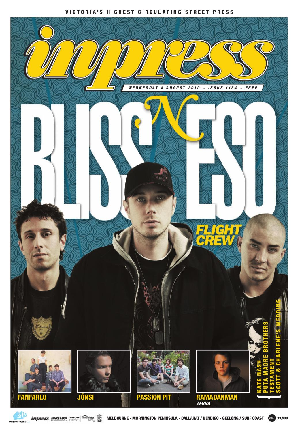 Inpress Issue #1134 by TheMusic.com.au - issuu