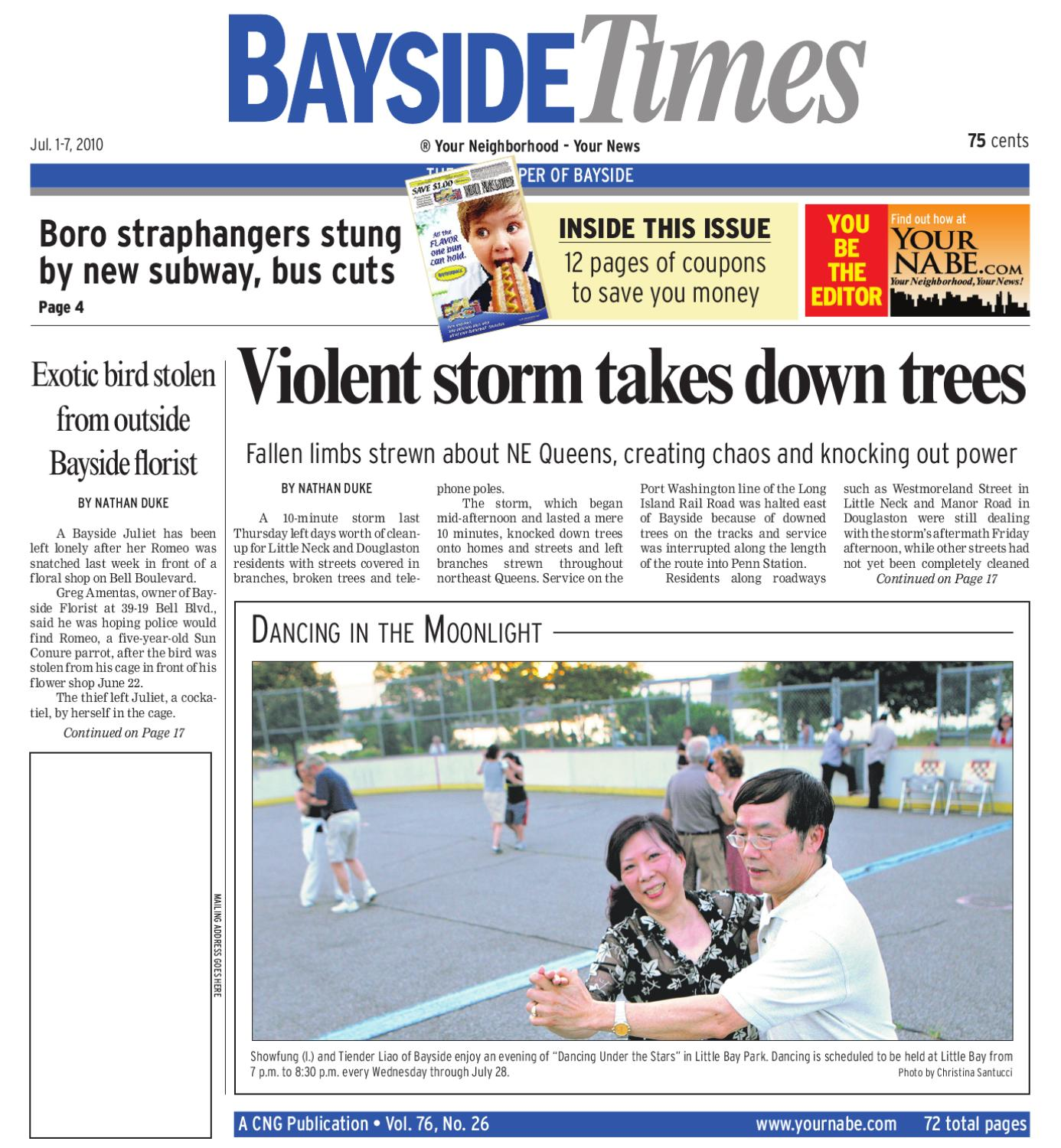 Qside Federal Credit Union Customer Reviews - Bayside times by cng community newspaper group a news corporation company issuu