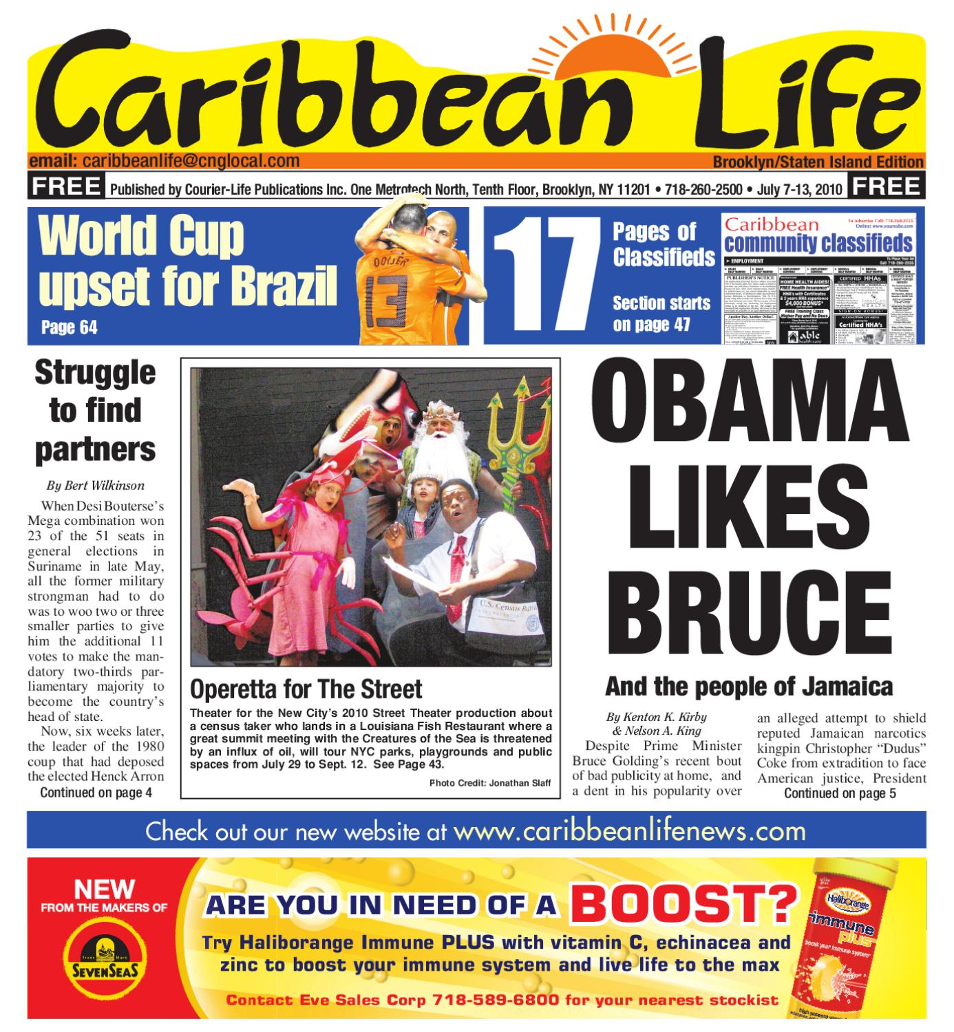 Caribbean Life by CNG community Newspaper Group: A News Corporation company  - issuu