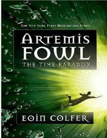 eea7ea6e680b Eoin Colfer - Artemis Fowl 6 - by Abhishek Naik - issuu