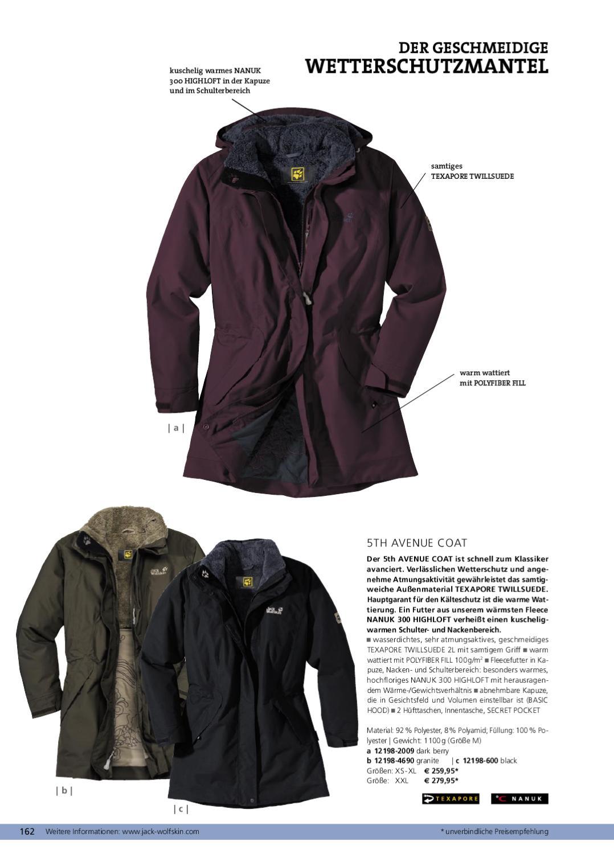 Katalog 2010 HerbstWinter by Jack Wolfskin issuu
