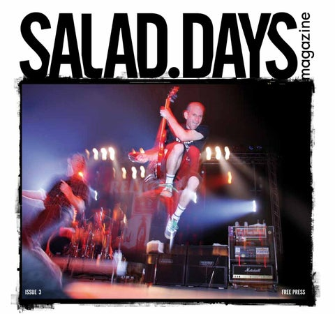 new products c039a 204f4 Salad Days Magazine - issue 3 by Salad Days Magazine - issuu