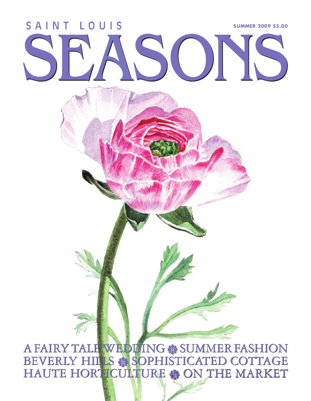 Seasons Summer 2009 By Seasons Media Group Issuu