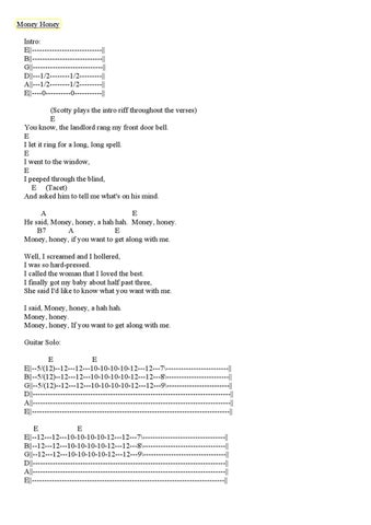 Elvis Presley 50\'s Guitar Chords & Tabs by Diego Forero - issuu