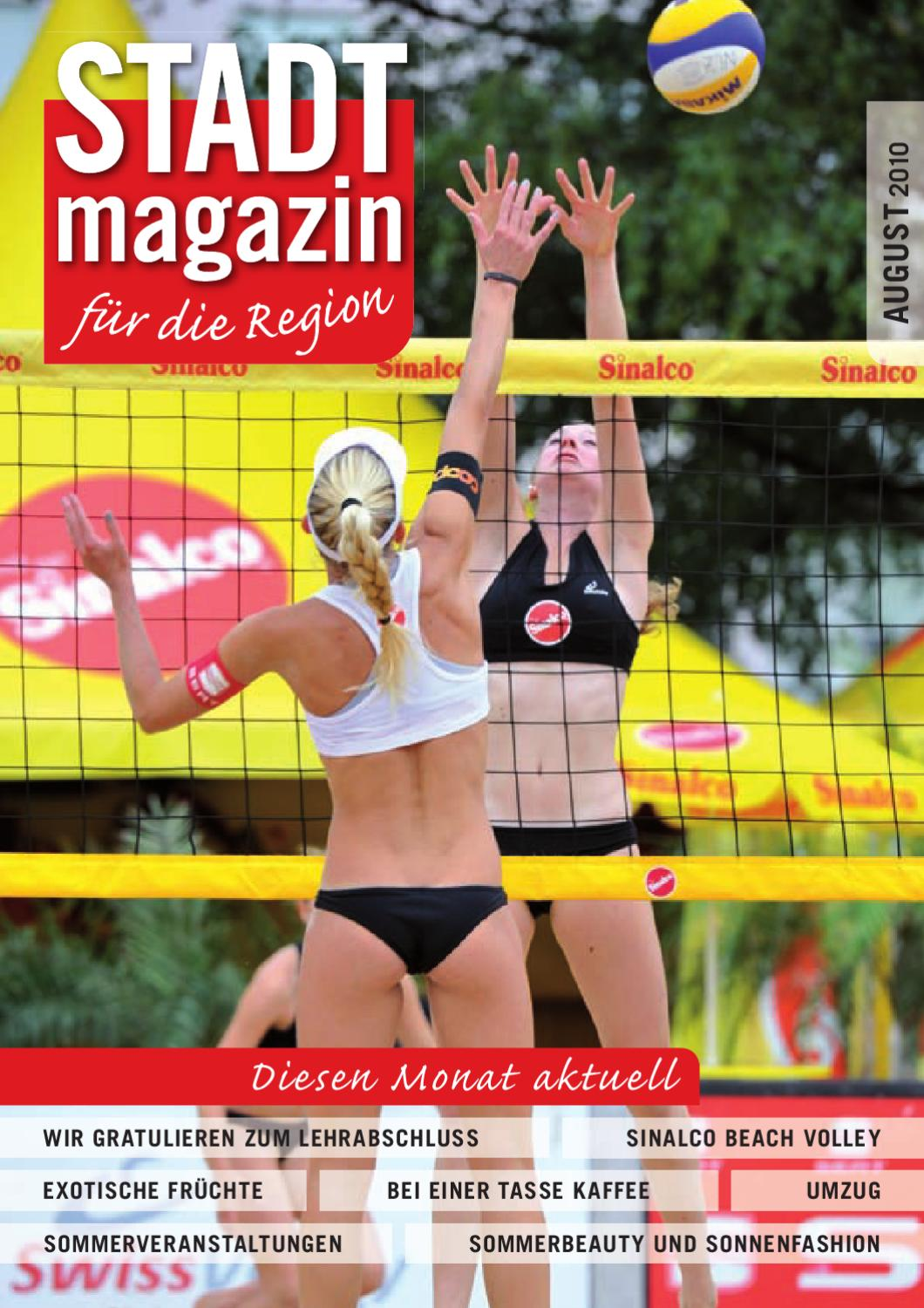 STADTmagazin August 2010 by inpuncto Verlag issuu