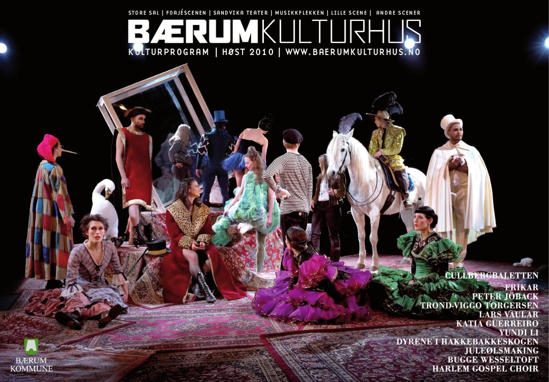 Bærum Kulturhus H10 by Bærum Kulturhus - issuu cbca8f8fbb65e