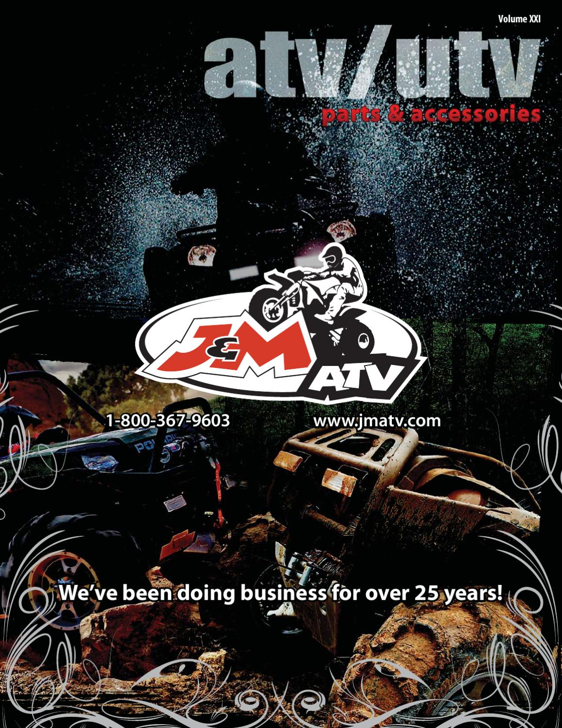 Jm Atv Supply Utv Parts Catalog Version 21 By Cobra 50 Wiring Diagram Issuu