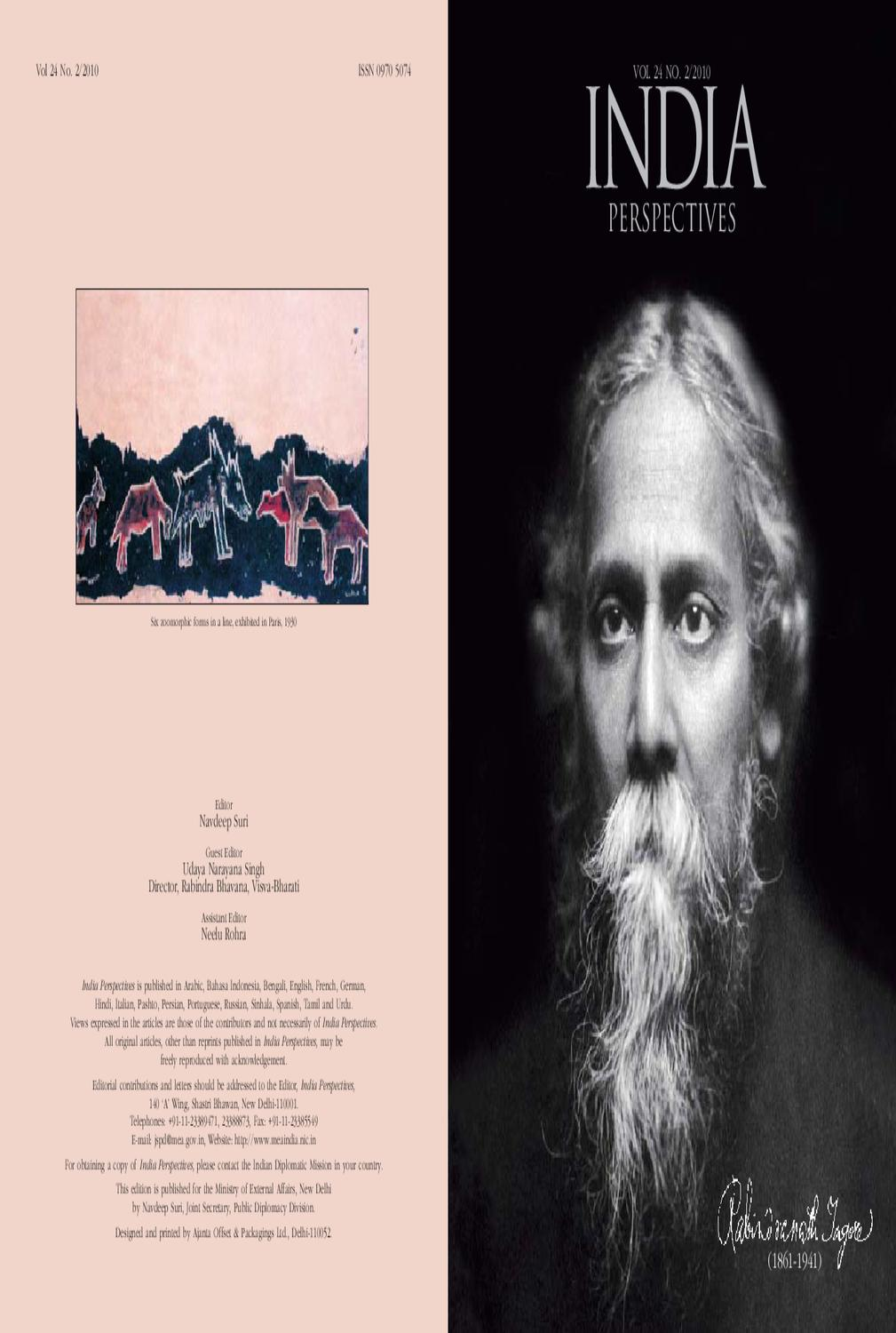 Private High School Admission Essay Examples India Perspectivesspecial Issue On Rn Tagore By Indian Diplomacy  Issuu Political Science Essay also Healthy Diet Essay India Perspectivesspecial Issue On Rn Tagore By Indian Diplomacy  Teaching Essay Writing High School
