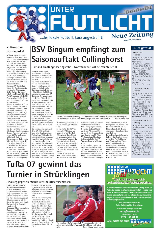 Neue Zeitung - Ausgabe Mitte KW 31 by Gerhard Verlag GmbH