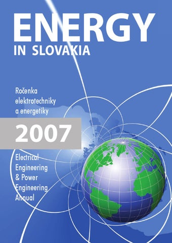 a307bb016fd8 Energy in Slovakia 2007 by RE-PUBLIC - issuu
