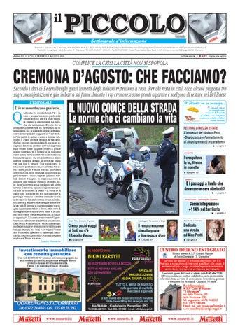 Il PIccolo Giornale di Cremona by promedia promedia - issuu 40eadb3e585
