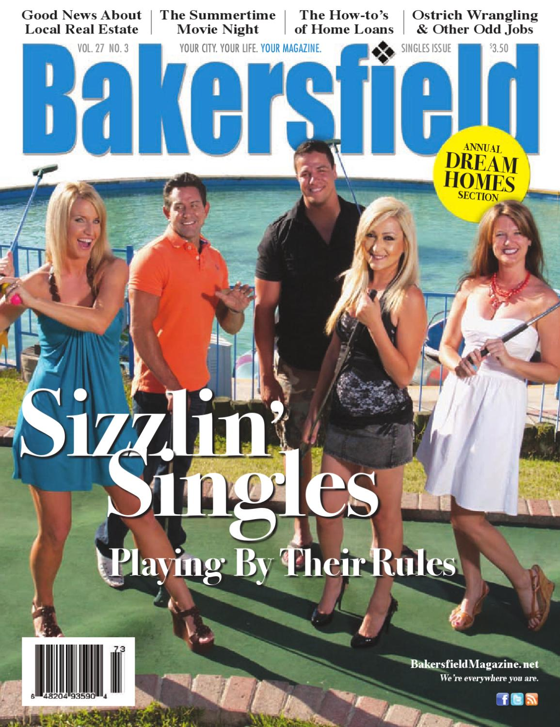 Bakersfield magazine 27 3 sizzlin 39 singles by for Bakersfield home magazine